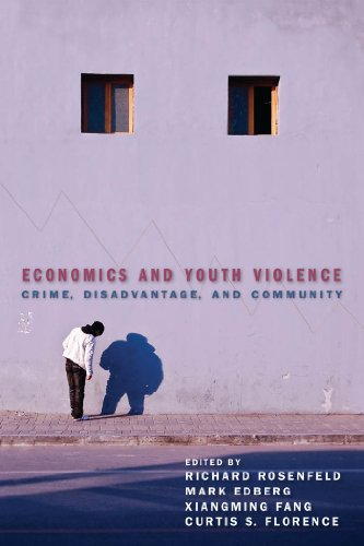 9780814760598: Economics and Youth Violence: Crime, Disadvantage, and Community