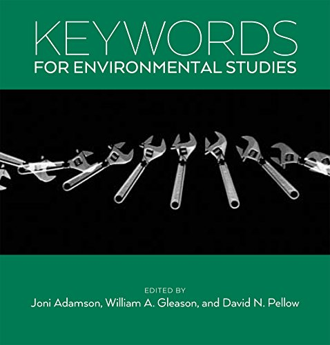 9780814760833: Keywords for Environmental Studies