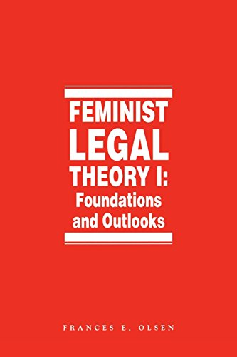 9780814761793: Feminist Legal Theory (Vol. 1) (International Library of Essays in Law and Legal Theory)