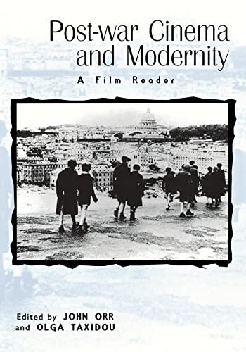 9780814762028: Post-war Cinema and Modernity: A Film Reader
