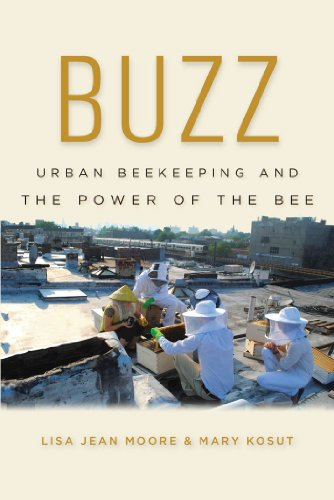9780814763063: Buzz: Urban Beekeeping and the Power of the Bee
