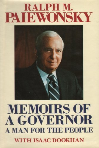 9780814766132: Memoirs of a Governor: A Man for the People