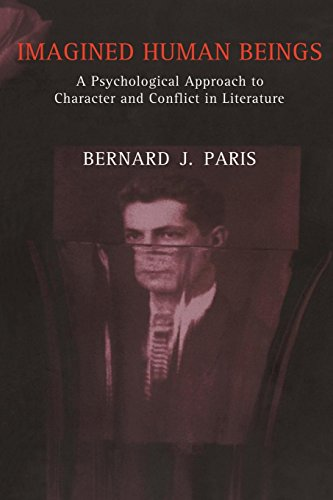 9780814766552: Imagined Human Beings: A Psychological Approach to Character and Conflict in Literature (Literature & Psychoanalysis)