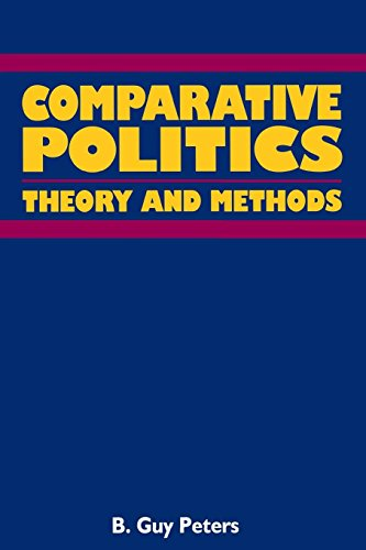 9780814766682: Comparative Politics: Theory and Methods