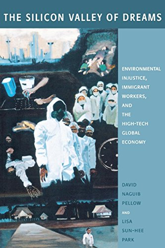 9780814767108: The Silicon Valley of Dreams: Environmental Injustice, Immigrant Workers, and the High-Tech Global Economy (Critical America)