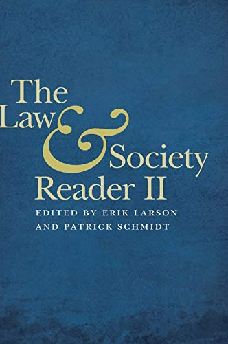9780814770818: The Law and Society Reader II
