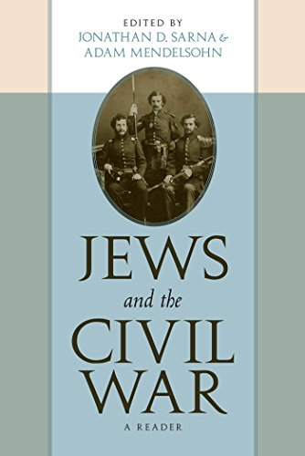 9780814771136: Jews and the Civil War: A Reader