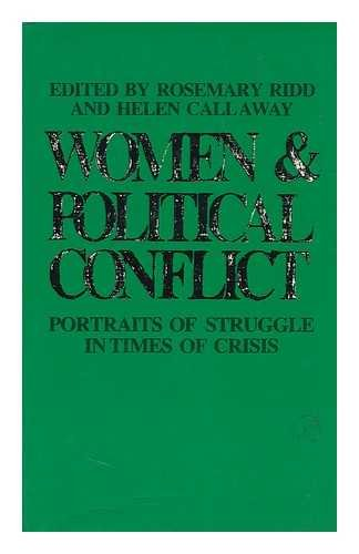 9780814773987: Women and Political Conflict: Portraits of Struggle in Times of Crisis