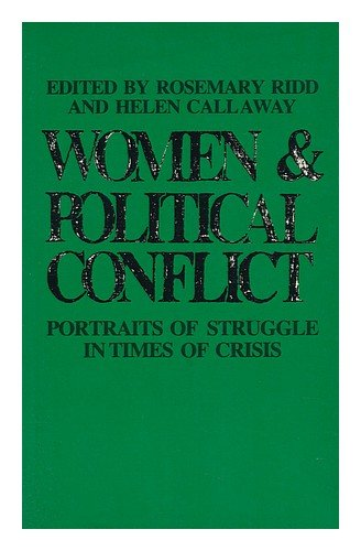 9780814773994: Women and Political Conflict: Portraits of Struggle in Times of Crisis