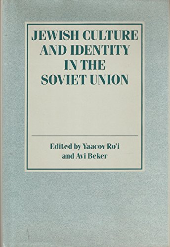9780814774083: Jewish Culture and Identity in the Soviet Union
