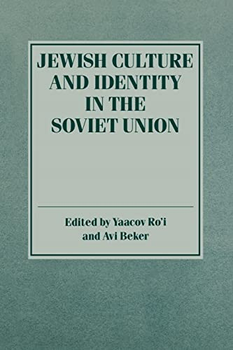 9780814774328: Jewish Culture and Identity in the Soviet Union