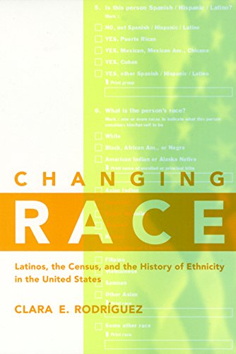 9780814775462: Changing Race: Latinos, the Census and the History of Ethnicity (Critical America)