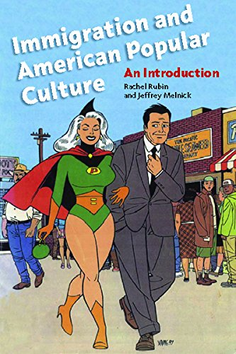 9780814775530: Immigration and American Popular Culture: An Introduction (Nation of Nations)