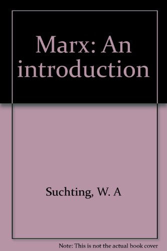 9780814778319: Marx: An Introduction