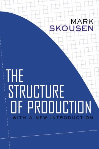 9780814778951: The Structure of Production