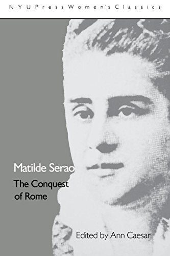 Matilde Serao: 'The Conquest of Rome' (New: n/a