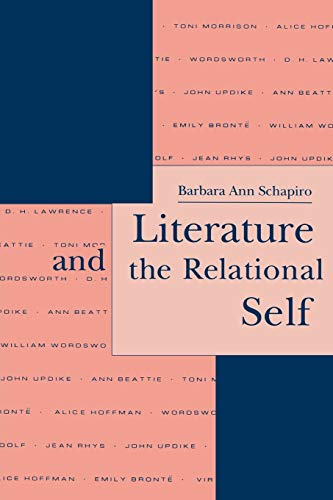 9780814780220: Literature and the Relational Self