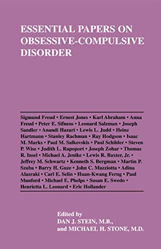 9780814780572: Essential Papers on Obsessive-Compulsive Disorder (Essential Papers on Psychoanalysis)