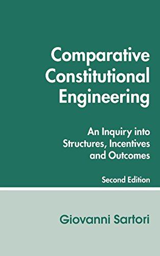 9780814780633: Comparative Constitutional Engineering (Second Edition): Second Edition