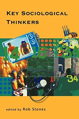 9780814781166: Key Sociological Thinkers