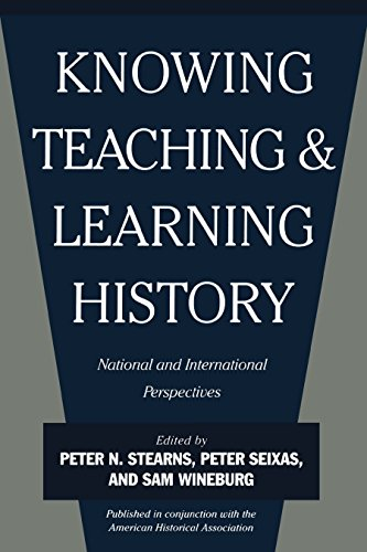 9780814781425: Knowing, Teaching, and Learning History: National and International Perspectives