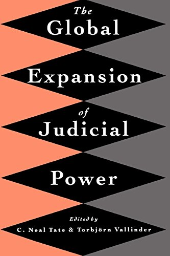 9780814782095: The Global Expansion of Judicial Power