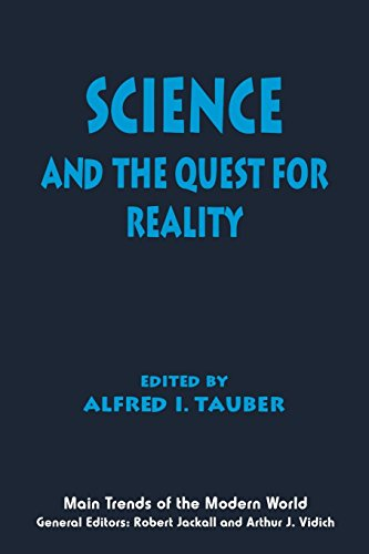 Science and the Quest for Reality (Main: Alfred Tauber