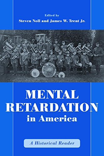9780814782477: Mental Retardation in America: A Historical Reader (The History of Disability)