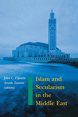 9780814782613: Islam and Secularism in the Middle East