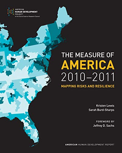 The Measure of America, 2010-2011: Mapping Risks: Kristen Lewis, Sarah