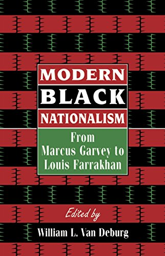 9780814787892: Modern Black Nationalism: From Marcus Garvey to Louis Farrakhan