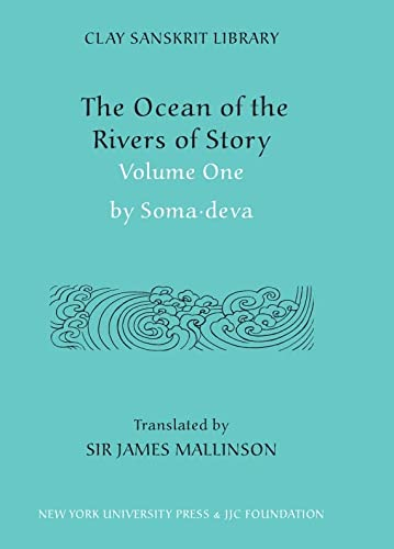 9780814788165: The Ocean of the Rivers of Story (Volume 1) (Clay Sanskrit Library)