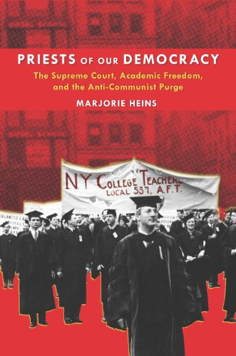 9780814790526: Priests of Our Democracy: The Supreme Court, Academic Freedom, and the Anti-communist Purge
