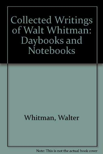 9780814791912: Daybooks and Notebooks