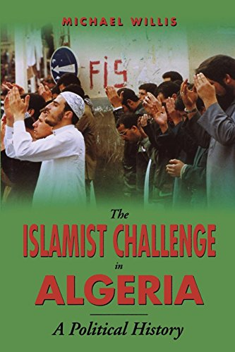 9780814793282: The Islamist Challenge in Algeria: A Political History