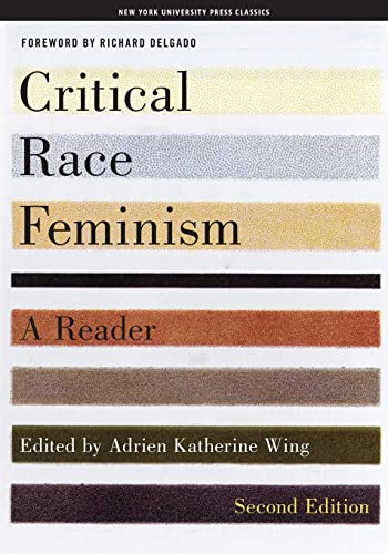 9780814793947: Critical Race Feminism, Second Edition: A Reader (Critical America)