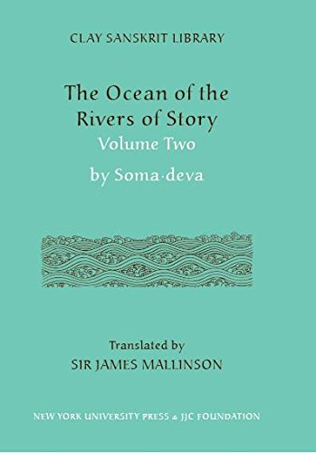 9780814795583: The Ocean of the Rivers of Story, Volume 2 (Clay Sanskrit Library)