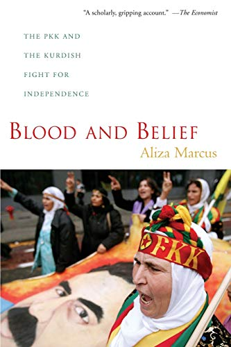 9780814795873: Blood and Belief: The PKK and the Kurdish Fight for Independence