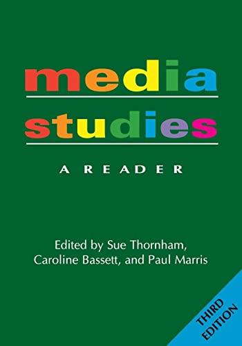 9780814796269: Media Studies: A Reader -- 3rd Edition