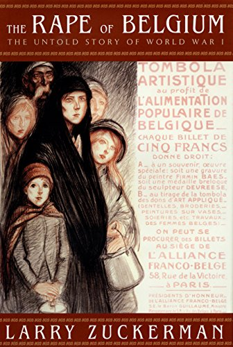 9780814797044: The Rape of Belgium: The Untold Story of World War I