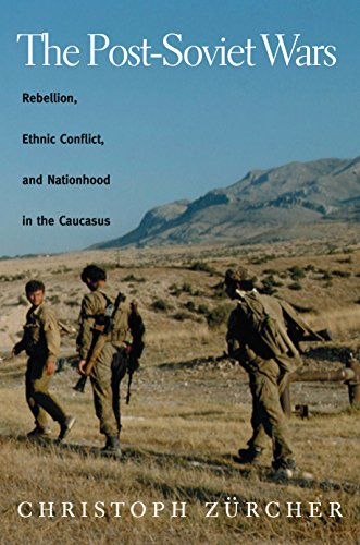 9780814797099: The Post-Soviet Wars: Rebellion, Ethnic Conflict, and Nationhood in the Caucasus