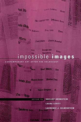 9780814798256: Impossible Images: Contemporary Art After the Holocaust (New Perspectives on Jewish Studies)