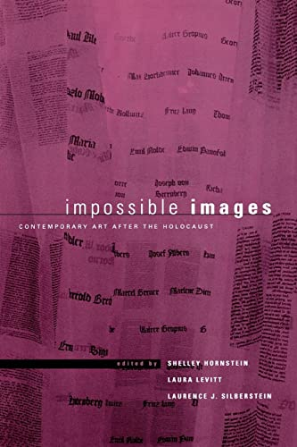 9780814798263: Impossible Images (New Perspectives on Jewish Studies)