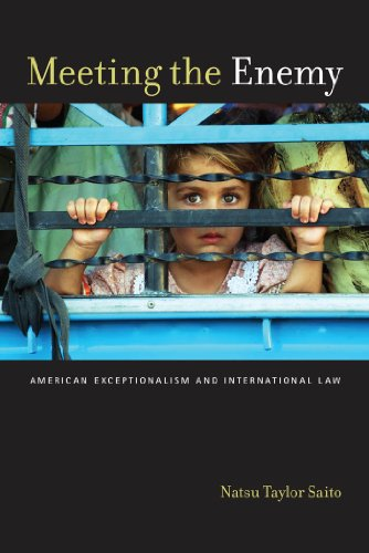 9780814798362: Meeting the Enemy: American Exceptionalism and International Law (Critical America)