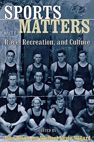 9780814798812: Sports Matters: Race, Recreation, and Culture