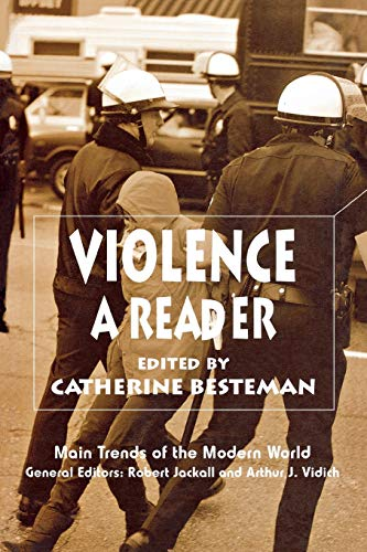 9780814799000: Violence: A Reader (Main Trends of the Modern World)
