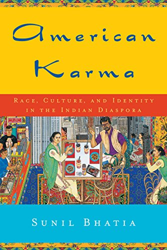 9780814799581: American Karma: Race, Culture, and Identity in the Indian Diaspora (Qualitative Studies in Psychology)