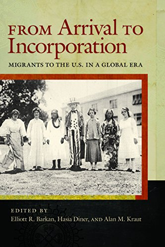 9780814799611: From Arrival to Incorporation: Migrants to the U.S. in a Global Era (Nation of Nations)