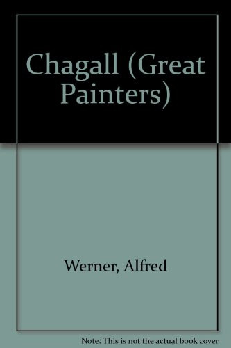 9780814800430: Chagall (Great Painters)