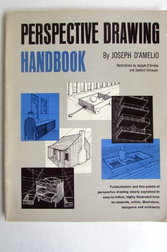 9780814802359: Perspective Drawing Handbook.